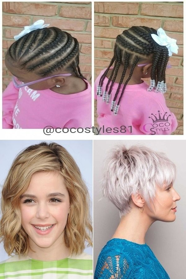 Hairstyles For Short Hair Women Different Haircut Names For Ladies New Hairstyle For Kids Kids Hairstyles Short Hairstyles For Women Hair Styles