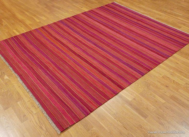 Kashgai Kelim – Friska fläktar från golvet