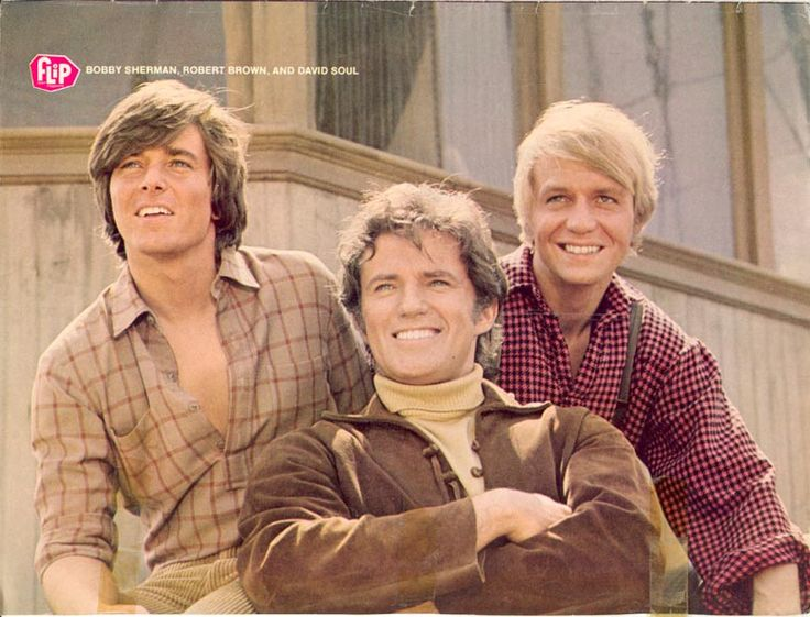 "Does anyone remember ""HERE COME THE BRIDES"" tv show? Bobby Sherman, Robert Brown and David Soul"