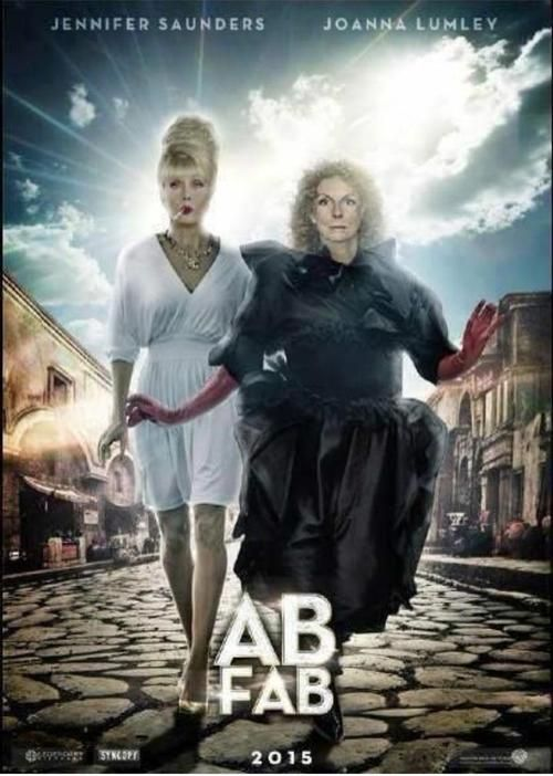 Absolutely Fabulous: The Movie 【 FuII • Movie • Streaming