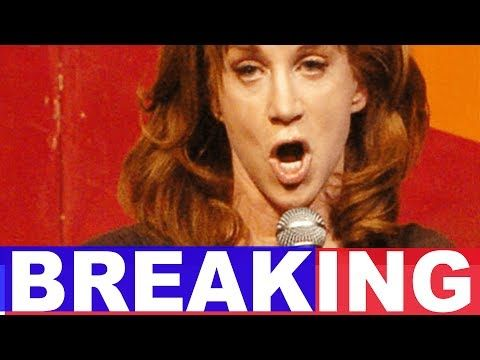 07-05-2017  BREAKING: Anti-Trump Kathy Griffin Just Got TERRIBLE News. She DESERVES This. | Top Stories Today - YouTube