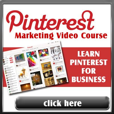 Pinterest Marketing - Advanced Pinterest marketing training course.  Tara Jacobson is fantastic.  She knows her stuff about marketing.  i highly recommend her.  She is a lot of fun too!