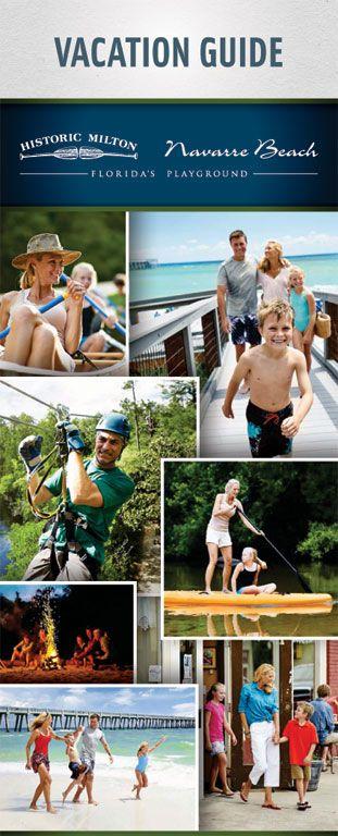 Historic Milton/Navarre Beach: Florida's Playground Navarre Beach Florida vacation guide http://www.floridasplayground.com/ #TOSMag #homeschool