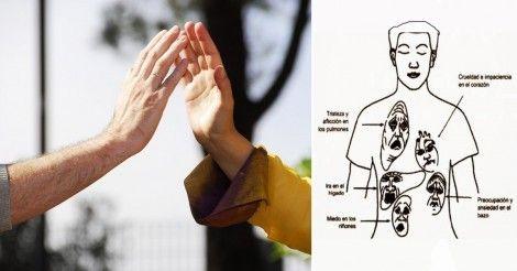 Aprende una manera sencilla de liberar miedos, estrés y emociones negativas de tu cuerpo, de la mano de esta técnica oriental milenaria.