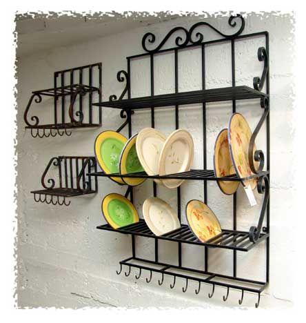 Las 25 mejores ideas sobre decoraci n de hierro forjado for Muebles de cocina df