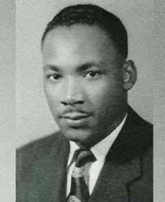 Martin L. King Jr., Morehouse Grad