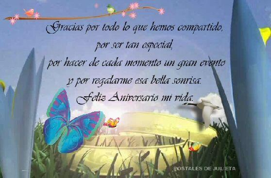 cartas de aniversario de bodas | ... aniversario de bodas, celebramos nuestro 2 años de matrimonio a La Dama mas Bella Del Universo La Sra Diaz.