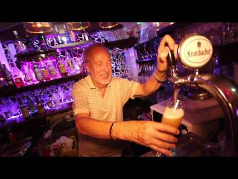 billy´s bodega - kneipenstrasse - cc cita - playa del ingles - gran canaria - YouTube