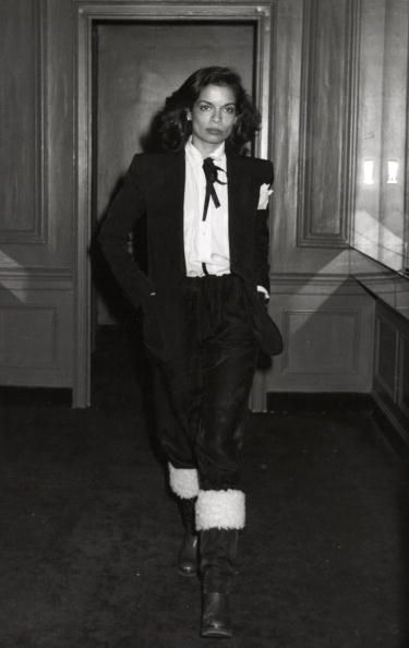 WERK! Bianca Jagger at  studio 54 - January 10, 1978