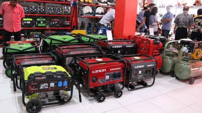 King Hardware, menyediakan layanan jasa servis mesin di kota Palu