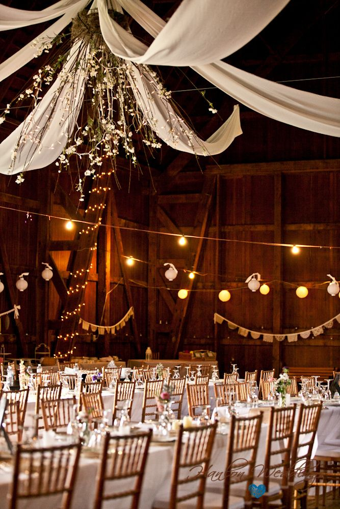 barn wedding venues twin cities%0A Wingate Barn in Livonia  NY   I like the idea of some sort of draping  with  twinkle lights and flowers