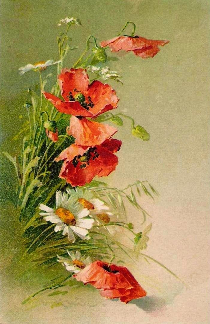 Catherine Klein - Vintage Art   Masterpiece of Art