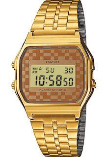 Часы Casio Illuminator A-159WGEA-9A / A-159WGEA-9AEF