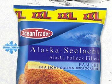 Filety z aljašské tresky