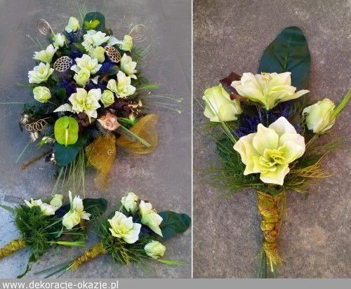 Znalezione obrazy dla zapytania florystyka Wszystkich swiętych