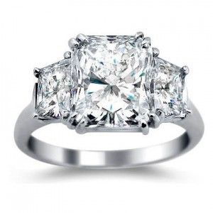 Cushion Cut Engagement Rings the classy alternative - Engagement Rings Network