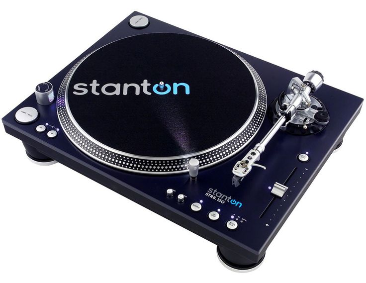 If you're looking for a great turntable to use for DJing, the Stanton STR8150 High Torque Direct Drive DJ Turntable is definitively worth a look!
