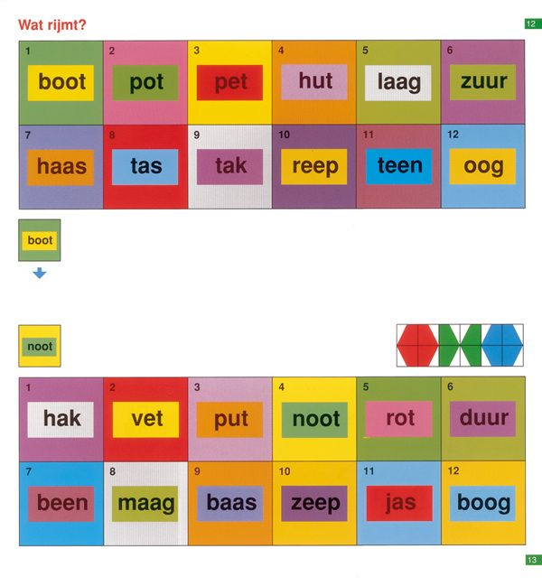 Mini Loco boekje: Ik leer lezen (2) Noordhoff - mini loco - educatief op Spelmagazijn