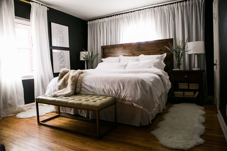 Take your bedroom makeover project off the back burner with these stylish on-budget design tips.