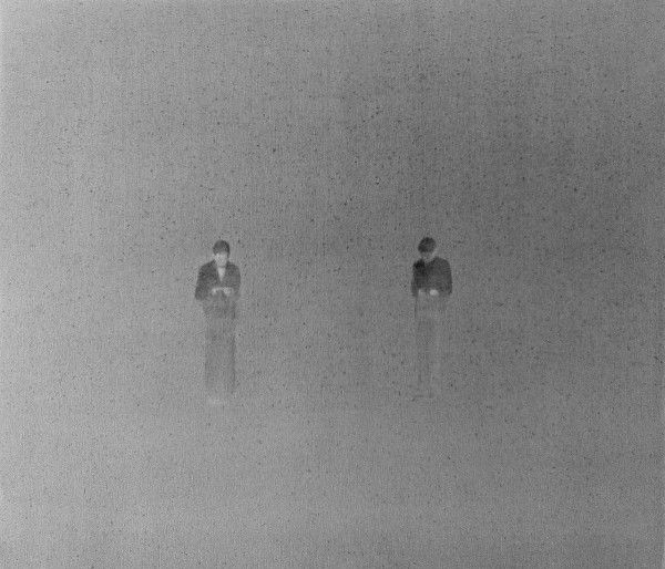 There Are No White Spaces by Janis Avotins, 2012