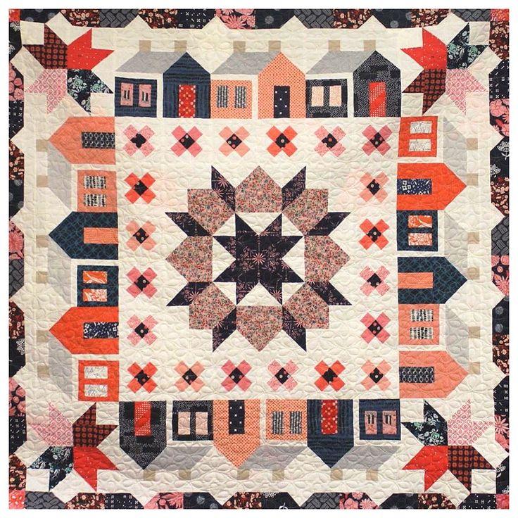 1029 best HOUSE QUILTS 2 images on Pinterest | Quilt block ... : karen quilt - Adamdwight.com