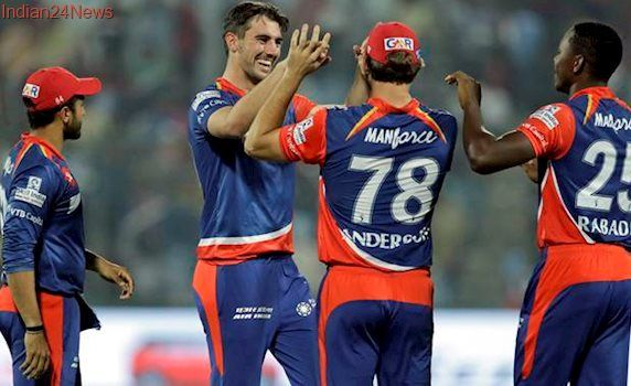 IPL 2017, DD vs GL: Corey Anderson takes a brilliant catch to get rid of Dinesh Karthik, watch video