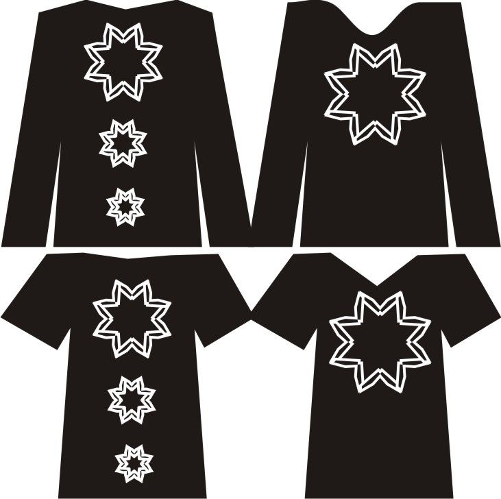 Fingrans T'shirt CorelDraw X3