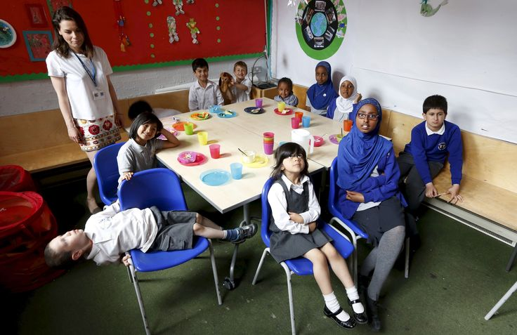 Schools around the world – in pictures