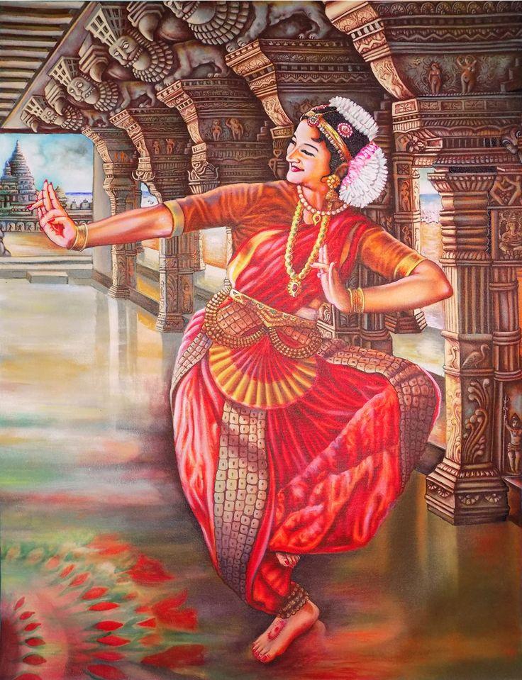 картинки живопись индии ясеня хороши даже
