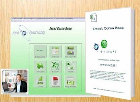 EXCEL CORSO BASE è ON LINE!  Il nuovissimo corso su Microsoft Excel di MC2-ELearning finalmente on line.  Il corso è acquistabile sul sito www.mc2.it. A questo link trovate tutte le informazioni sul corso e i link ai filmati demo per ciascun argomento.  http://www.mc2.it/html/excel.html  Attiva fino al 31/5 la PROMOZIONE LANCIO riservata agli iscritti alle newsletter.