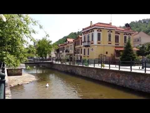 βόλτα στη Φλώρινα, walking tour in Florina - Macedonia, Greece May 2013 1080p - YouTube