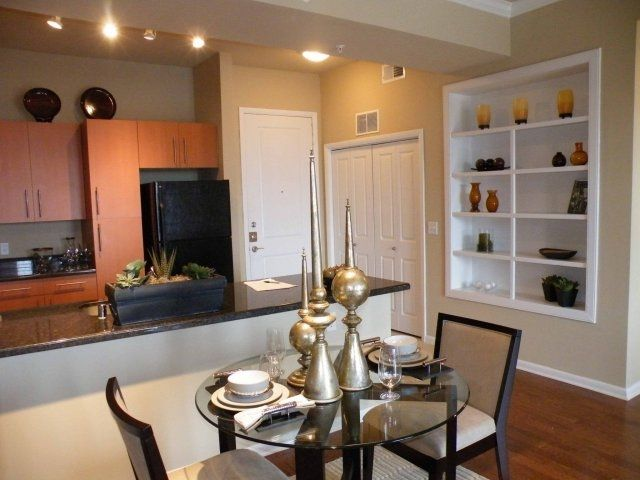 Lovely Modern Dallas Apartments With Hardwood Floors. Bryson At City Place Is An  Urban Apartment Community
