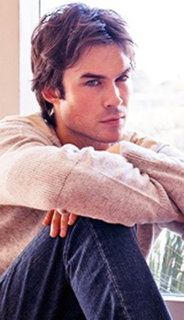 Ian Somerhalder ♡ ...just might have to start watching the vampire diaries for the scenery!