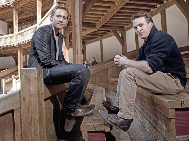 We happy two: Jamie Parker and Tom Hiddleston tackle Shakespeare's Henry V - Features - Theatre & Dance - The Independent