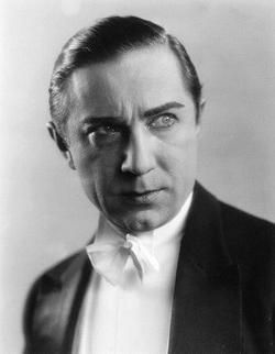 Bela Lugosi  – best known for his role as Dracula