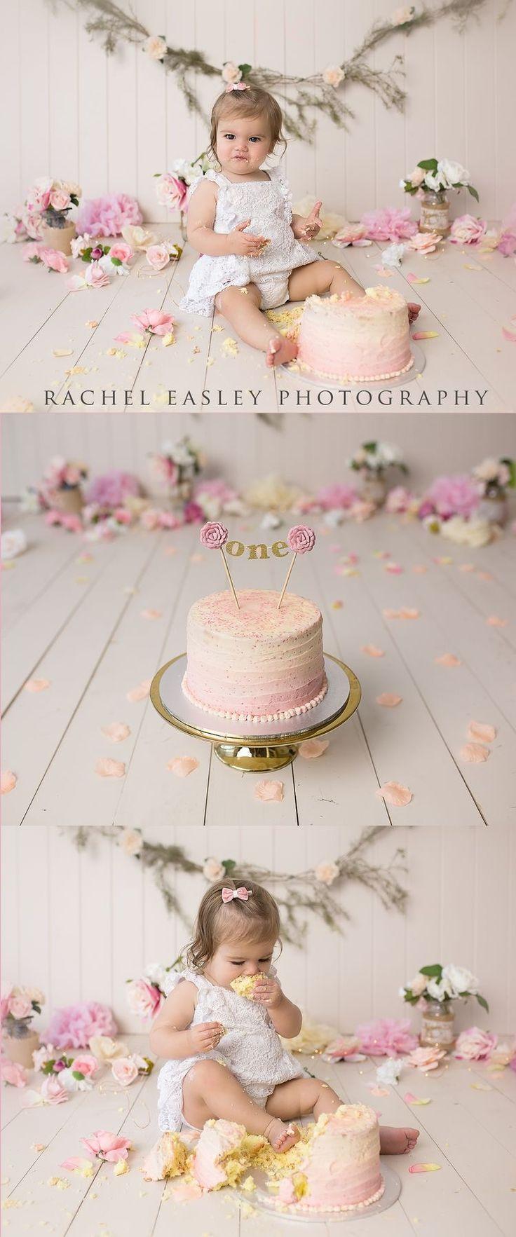 Smash Cake Photo Session Tuscany Theme With Images Smash