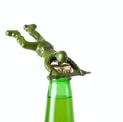Army Man Bottle Opener | 22 Cheap Gift Ideas that are Unique yet Inexpensive