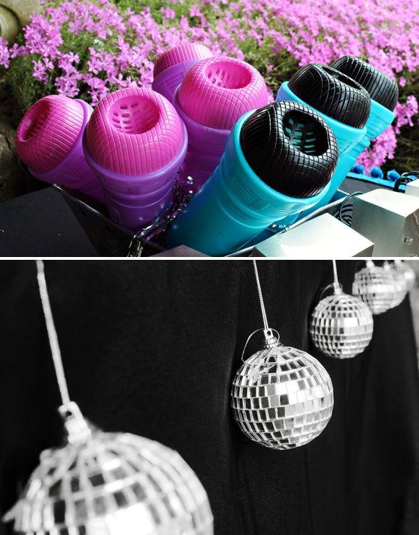 Creative Disco Dance Party {Boys Birthday}