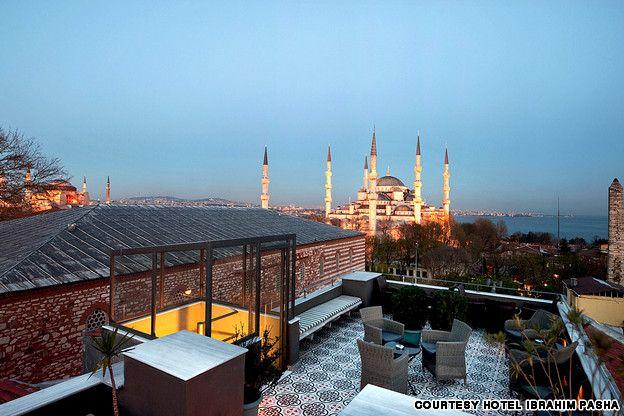 8 Best Hotels in Istanbul - Hotel Ibrahim Pasha
