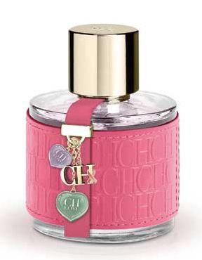 CH Pink Limited Edition Love Carolina Herrera perfume - una nuevo ...