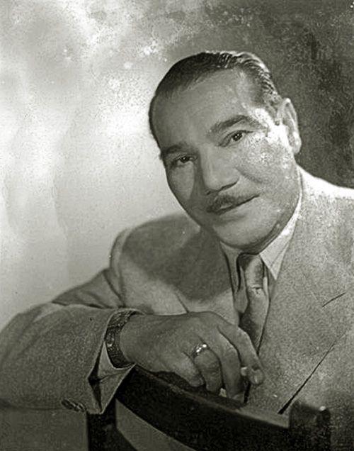 """Escena de """"Verdejo gasta un millón"""", de 1941, con Eugenio Retes en el papel principal de Juan Verdejo. En la misma imagen aparecen Conchi..."""