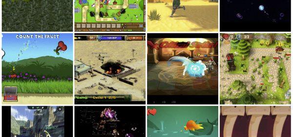 Visual game discovery explained | pangamea