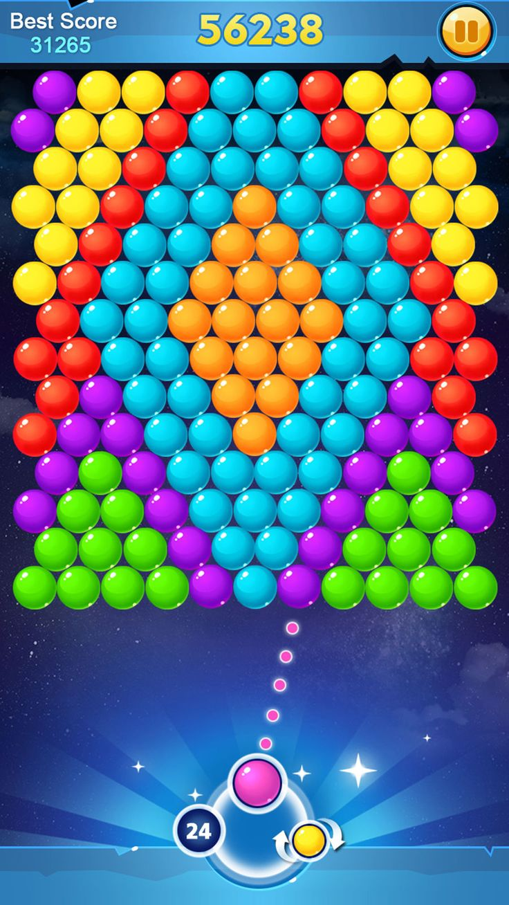 Bubble Shooter Classic Puzzle GamesliuTriviaios