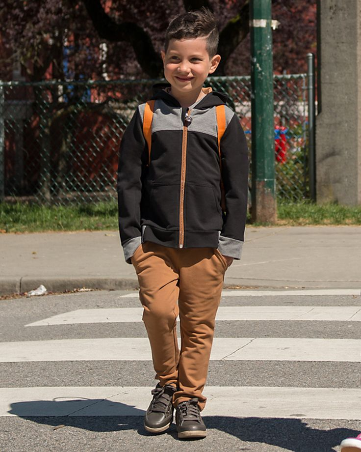 Great Escape Hoodie | Boys Back-to-School Collection | www.peekaboobeans.com/leannepaulin #BTSinPB
