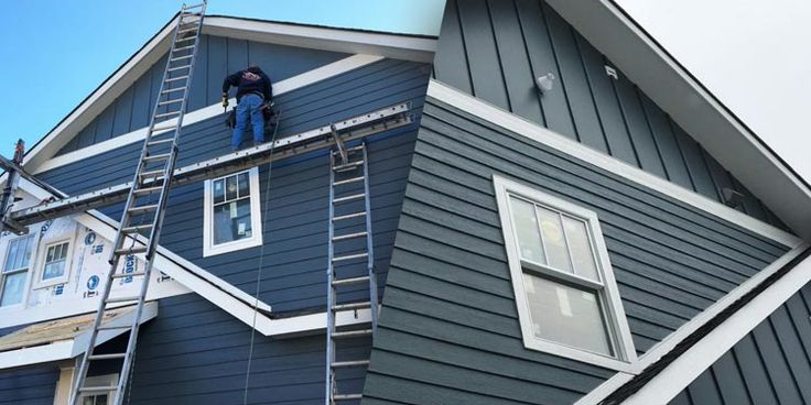 Lp Siding Installation And Replacement Services Lp Siding