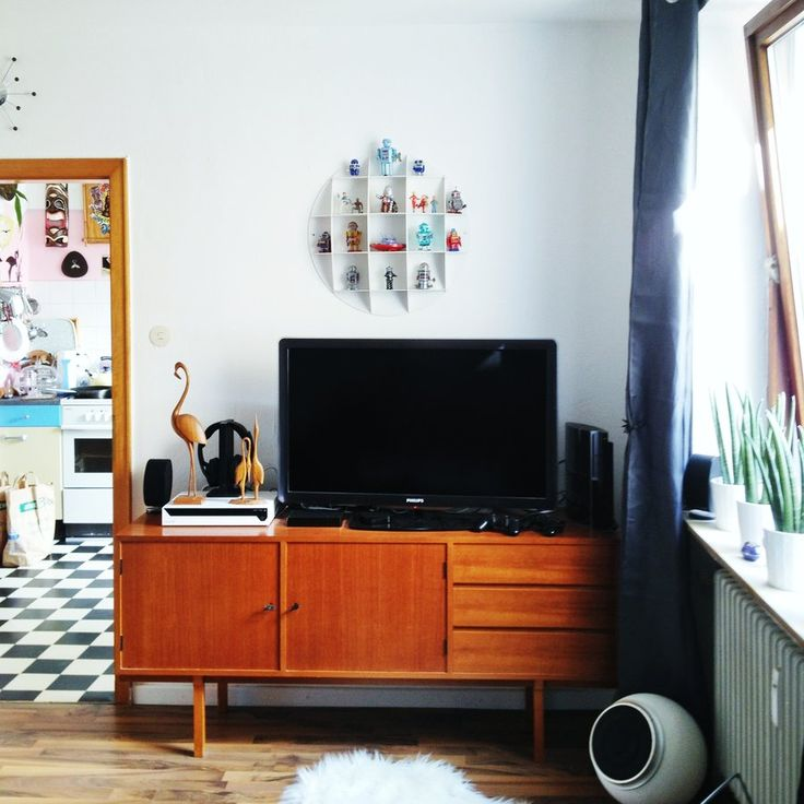 32 best #Retro images on Pinterest Ad home, Kitchens and Retro - wohnzimmer deko gunstig