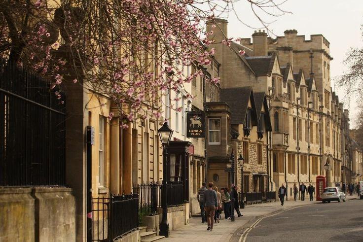 Oxford University, London