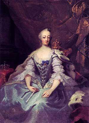 Queen Sophie Magdalene of Denmark