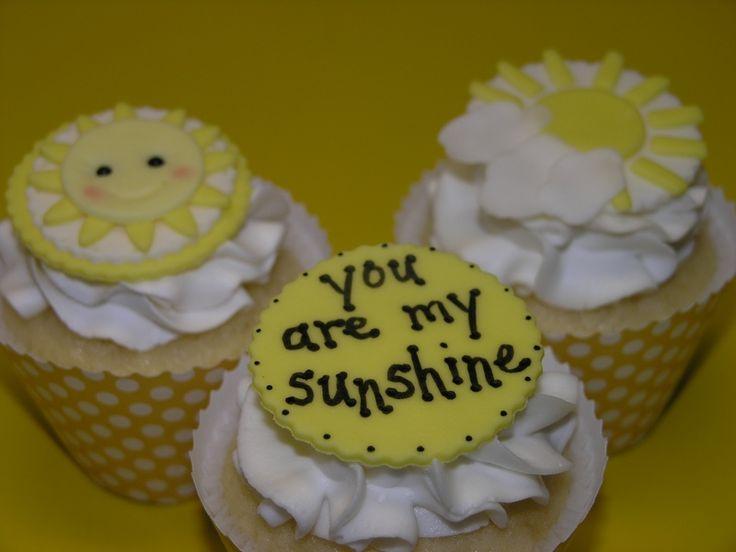 You Are My Sunshine Cake Ideas You Are My Sunshine