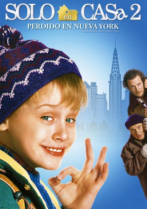 Download Home Alone 2 Lost In New York full movie Hd1080p